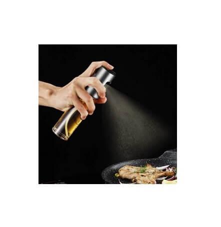Nerezová rozprašovací láhev na olej a ocet